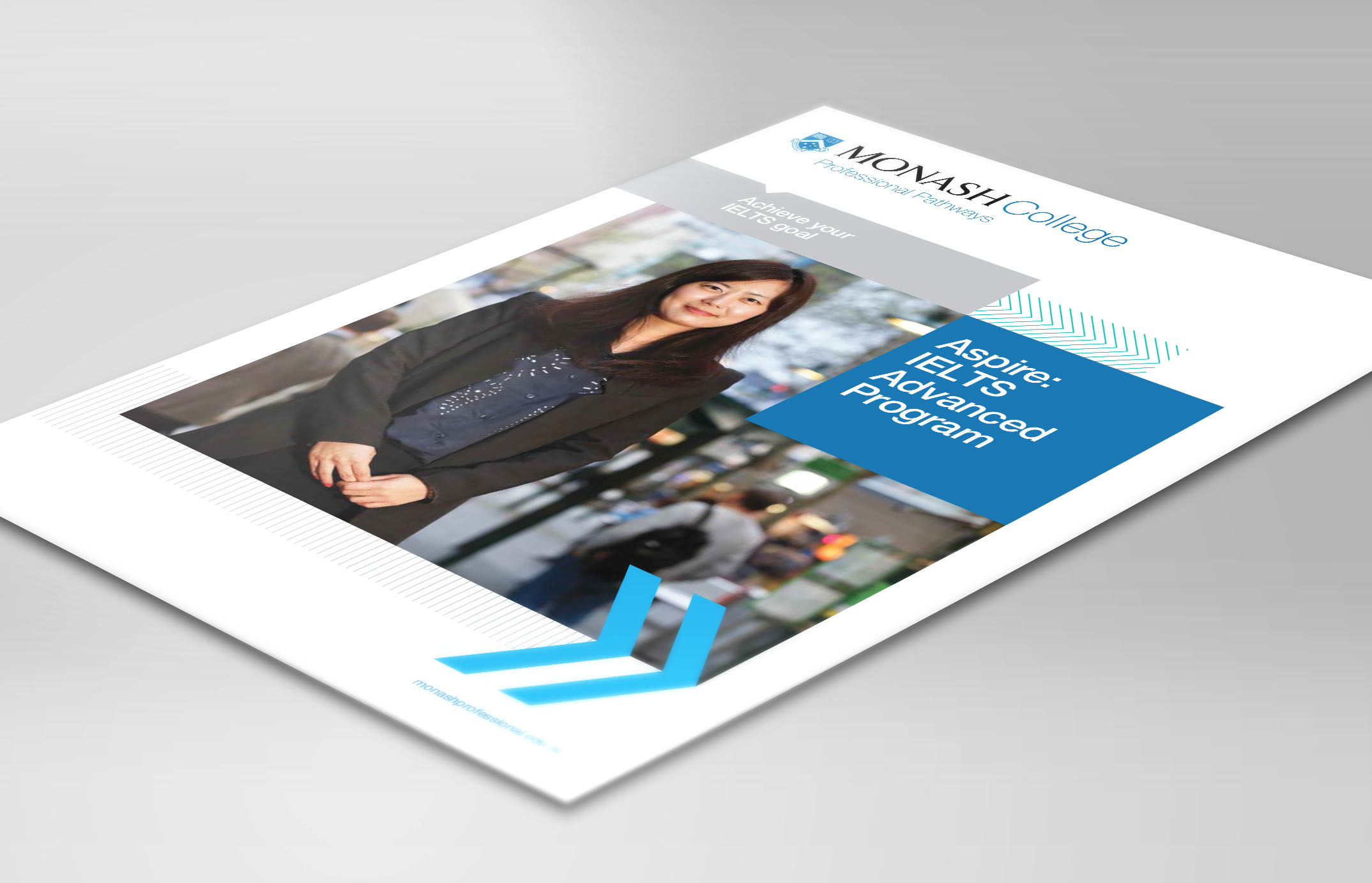 monash-professional-flyer-design